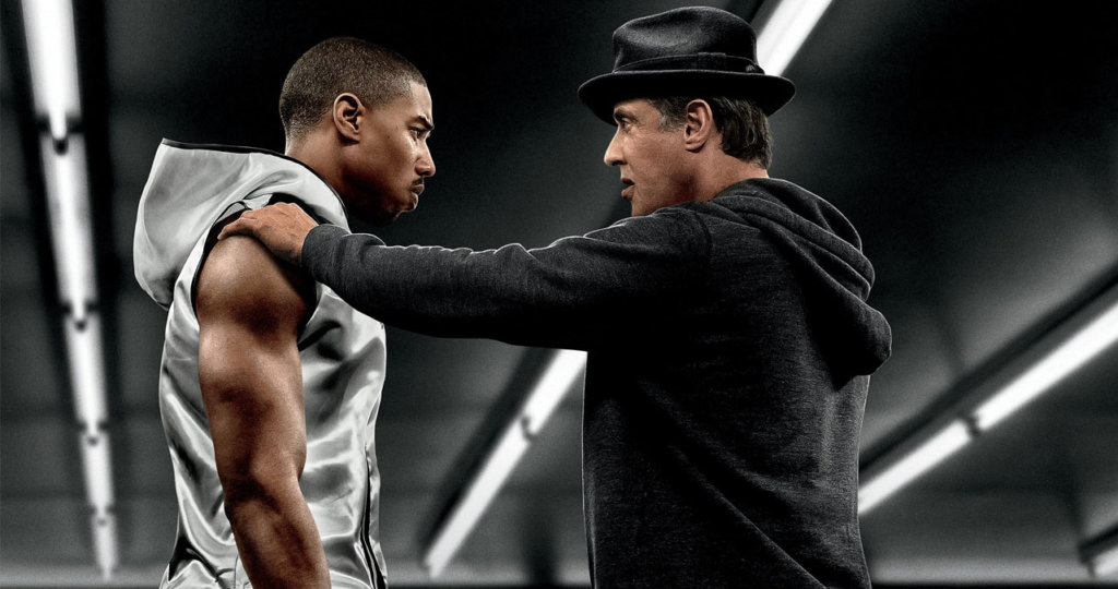 Explaining the thematic development and goodness of Creed by using examples from T.S. Eliot, Jay-Z, Kendrick Lamar, Fight Club, The Untouchables, and Battleship Potemkin