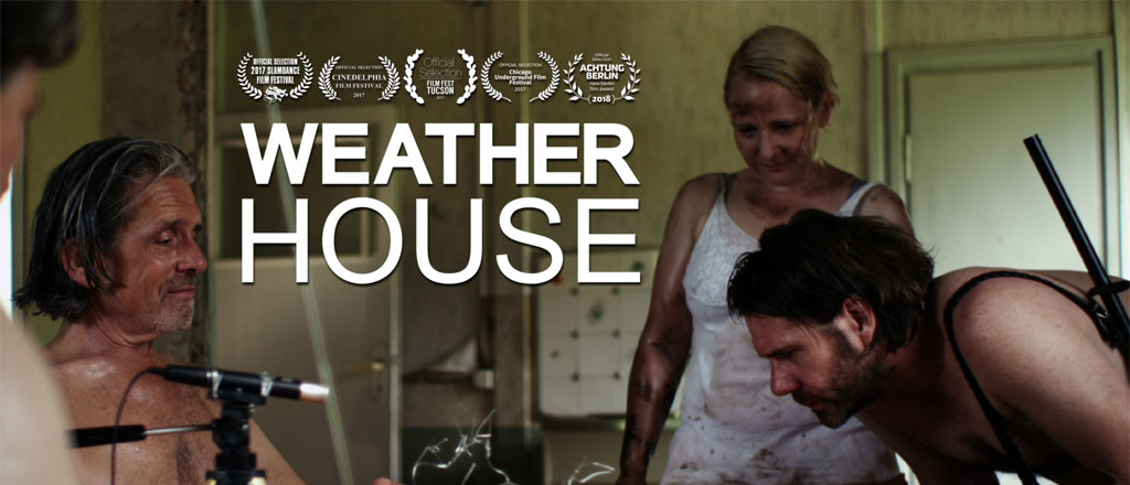 Meet Eric Schefter, co-director and editor of Weather House