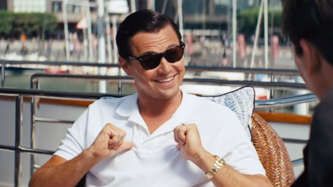 Explaining The Wolf of Wall Street through the music of Kanye West