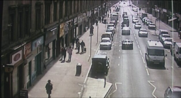 Red Road CCTV