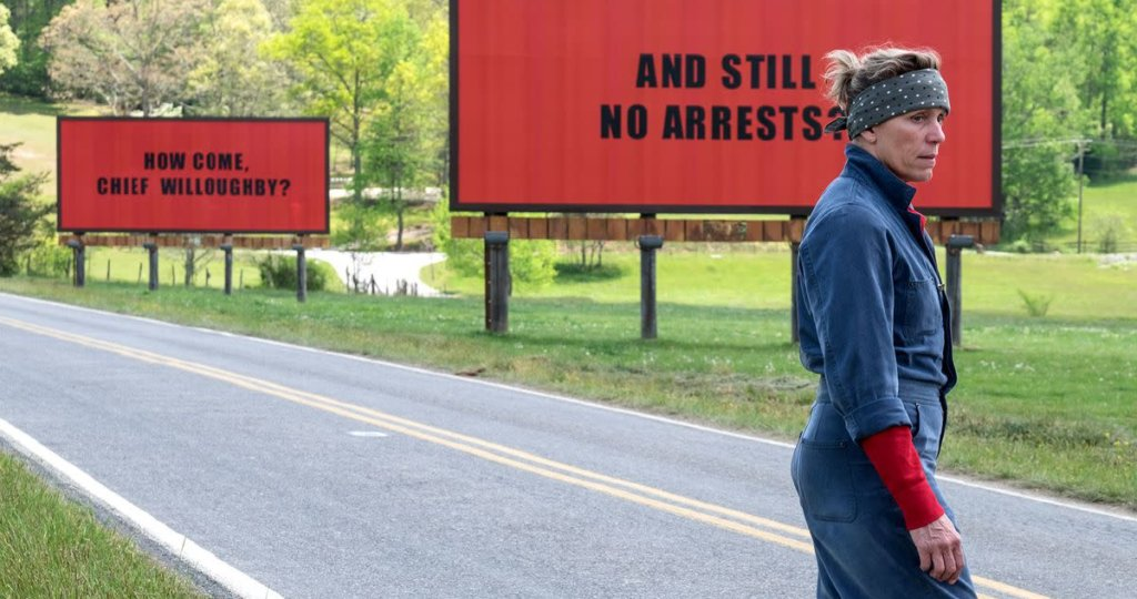 Explaining the end of Three Billboards Outside Ebbing Missouri, the theme of moral ambiguity, how endings inform the story, and whether or not Mildred kills the soldier