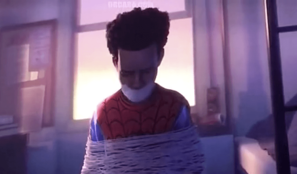 Spider-Man: Into the Spider-Verse—how Miles found his spark