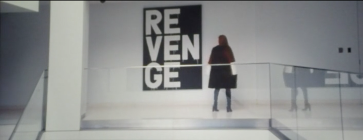 Nocturnal Animals revenge sign