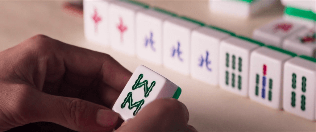 Mahjong Crazy Rich Asians