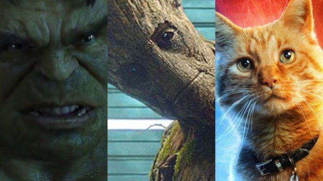 The Art of the Surprise Smash: why we love Goose the Cat, Hulk, and Groot