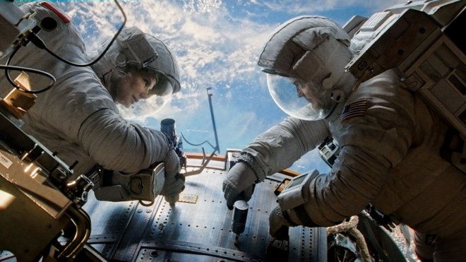 Toronto International Film Festival Review: Gravity is a metaphor for the grieving process