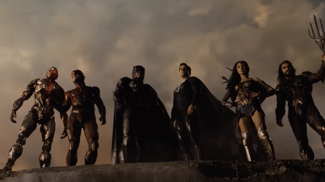 Zack Snyder's Justice League Epilogue explained